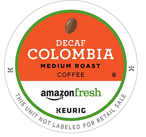 Our #5 Pick is the AmazonFresh Decaf K Cups
