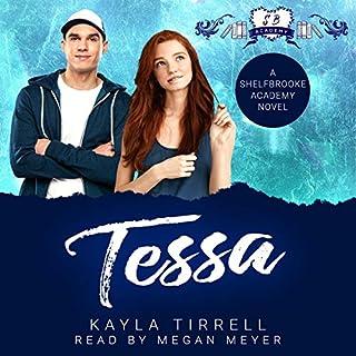 Tessa audiobook cover art