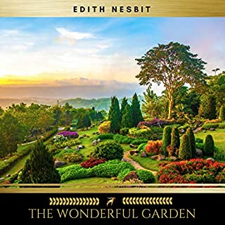 The Wonderful Garden cover art