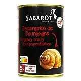 Sabarot - Escargots de Bourgogne 5 douzaines 230g