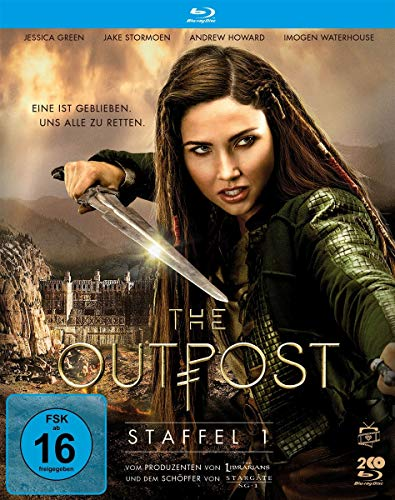 The Outpost - Staffel 1 (Folge 1-10) [Blu-ray]