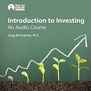 Introduction to Investing: An Audio Course copertina