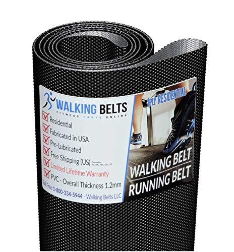 WALKINGBELTS Walking Belts LLC - Horizon T101-03 TM659 (2012) Treadmill Walking Belt 1ply + Free 1oz Lube