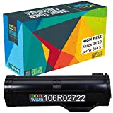 Cartuccia toner Do it wiser compatibile in sostituzione di Xerox Phaser 3610 3610DN WorkCentre 3615 3615DN 106R02722 (Nero)