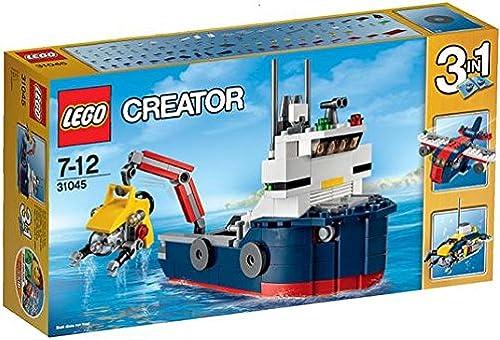 compras en linea LEGO Océano Creador Creador Creador Explorador 31045 7+  precio razonable
