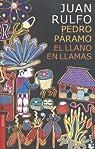 Booket Pedro paramo y el llano en Llamas par Rulfo