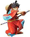 BANDAI One Piece - Figura de Monkey D.Luffy de 16 cm