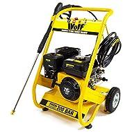 Wolf 3000psi Petrol Driven Pressure