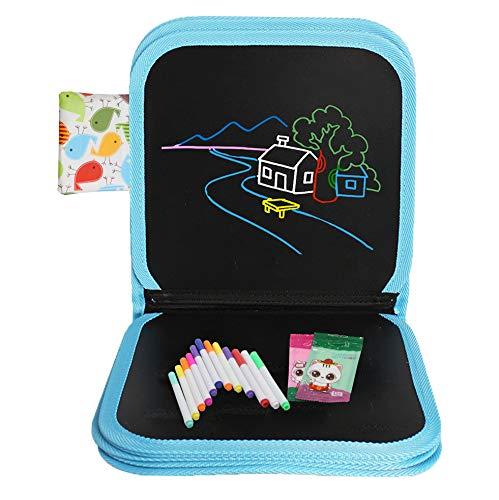 Magisches Zeichnungs-Mat Spielzeug Graffiti Malbuch Gekritzel Mat Frü Pädagogische Spielwaren Für Junge Mädchen für 3-5 Jahre alt