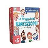 Le sfumature delle emozioni. Un gioco di intelligenza emotiva. Ispirato agli studi di Reuven Feuerstein. Ediz. a colori. Con 64 carte
