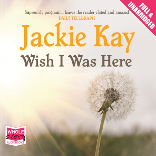 Wish I Was Here audiobook cover art