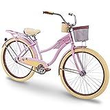 Huffy Women's Cruiser Holbrook 26 inch Pink