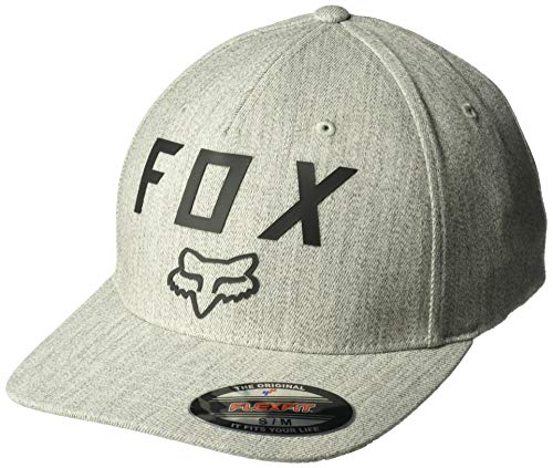 Fox Racing Men's Number 2 Flexfit Hat Blue