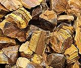 Piedras del ojo de tigre áspera natural Titanium Cuarzo de cristal Curación de las piedras de curación para la venta
