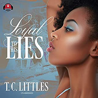 Loyal to His Lies audiobook cover art