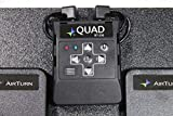 AirTurn Quad Bluetooth Pedal Page Turner App Controller