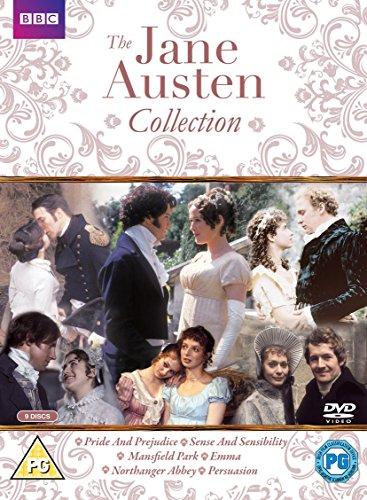 Jane Austen Collection (5 Dvd) [Edizione: Regno Unito] [Edizione: Regno Unito]