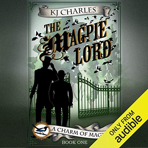 Couverture de The Magpie Lord