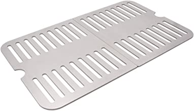 Stanbroil Cast Stainless Steel 16 x 10 Replacement Cooking Grate Replaces 70211 & 3634, Weber 9201, Fits Charcoal Go-Anywhere 121020, Gas Go-Anywhere Grills 1141001