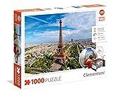 Clementoni - Puzzle Virtual Reality 100 Piezas Paris (39402)