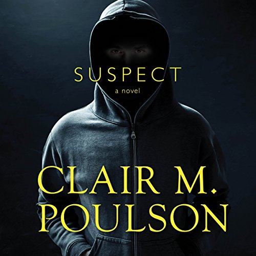 Suspect audiobook cover art