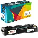 Do it Wiser Compatible Toner Cartridge Replacement for Ricoh Aficio SP C240SF C220S C220A C220DN C220N C221N C221SF C222DN C222SF | 406046 (Black - 2,000 Pages)