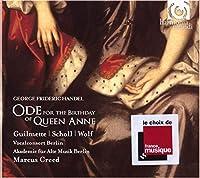 ヘンデル:アン女王の誕生日のための頌歌 (Handel: Ode for the Birthday of Queen Anne)