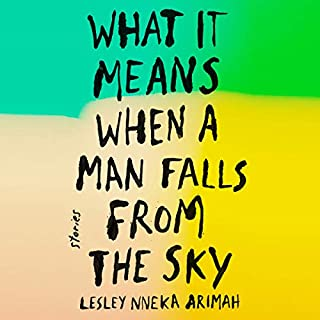 What It Means When a Man Falls from the Sky cover art