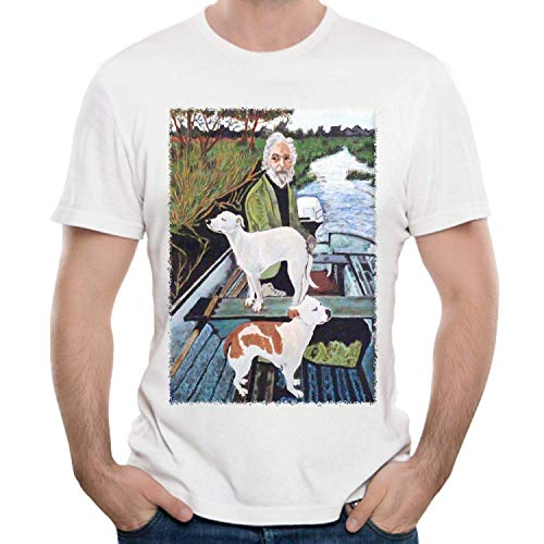 MJtrghthavbu Goodfellas Painting Men's Personalized Classic Short Sleeve Tees & Tops Clothing,White,XX-Large