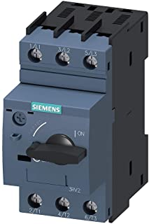 3 Phase 3 Pole 110-120//220-240 at 60Hz Coil Voltage Siemens 14HP82WA81 Heavy Duty Motor Starter 90A Contactor Amp Rating Manual//Auto Reset Ambient Compensated Bimetal Overload NEMA 4//4X Stainless Watertight Extra Wide Enclosure 3 NEMA Size