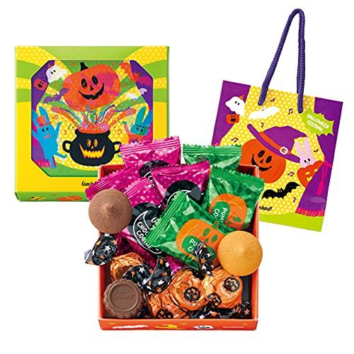 ゴンチャロフ ハロウィン クッキー&チョコレート お菓子 詰合せ 手提げ袋付き (クッキー&チョコレート)
