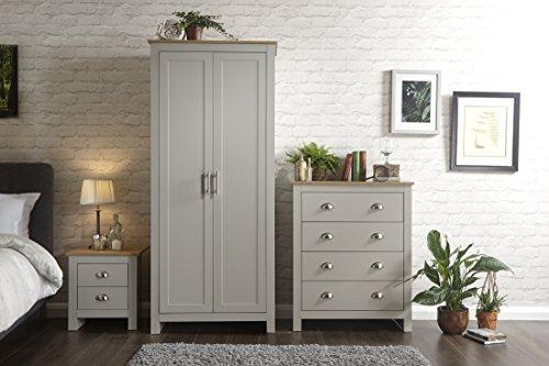 Lancaster Grey or Cream Bedroom ...