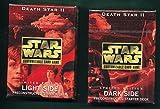 STAR WARS CCG DEATH STAR II 2 STARTER DECKS LS & DS
