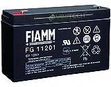 Original FIAMM FG11201 Akku 6V 12Ah Bleiakku Blei Gel Akku