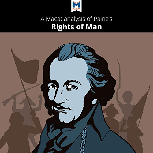 A Macat Analysis of Thomas Paine's The Rights of Man Titelbild