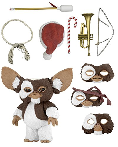 Neca NECA30752 Gremlins - 7 Zoll Maßstab Actionfigur - Ultimativer Gizmo, unisex-adult