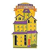 Jumbo Halloween Countdown Advent Calendar for Home or Classroom