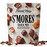 Harry London Gourmet Chocolates Smores Snack Mix - Pack of 2 Bags - 36 oz Total - Crunchy Cereal and...