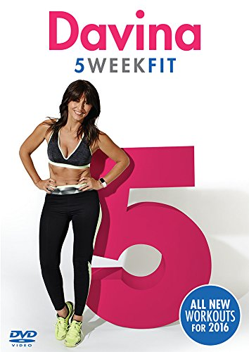 Davina: 5 Week Fit (New for 2016) [DVD] [Reino Unido]