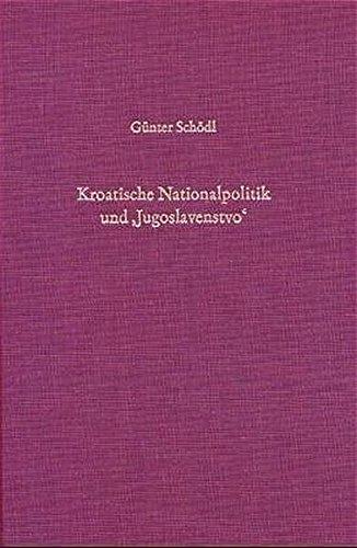 Kroatische Nationalpolitik und