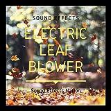 Electric Leaf Blower Sound Effects