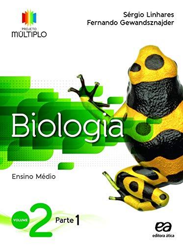 Projeto Multiplo - Biologia - Volume 2