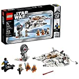LEGO Star Wars: The Empire Strikes Back Snowspeeder – 20th Anniversary Edition 75259 Building Kit (309 Pieces) (Discontinued by Manufacturer)