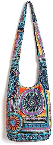 Cloth shoulder bag _image0