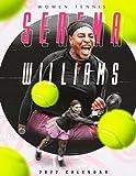 Serena Williams calendar 2022: SPORT Calendar 2022-2023 – 18 months – BIG SIZE 17'x11'. Planner for all fans kids boys