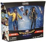 Marvel Spider-Man: Homecoming Legends Spider-Man & MJ Action Figure 2-Pack...
