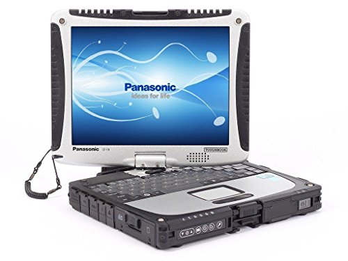 Panasonic Toughbook CF-19 Core i5 1.2Ghz 1st Gen 8GB 256 SSD Windows 10 Pro