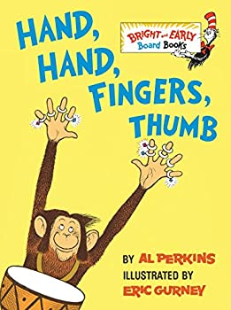 Hand, Hand, Fingers, Thumb Board Book