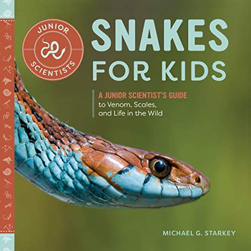 Snakes for Kids: A Junior Scientist's Guide to Venom, Scales, and Life in the Wild