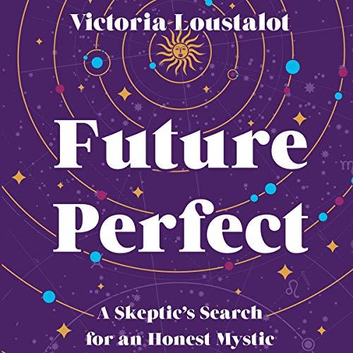 Future Perfect audiobook cover art